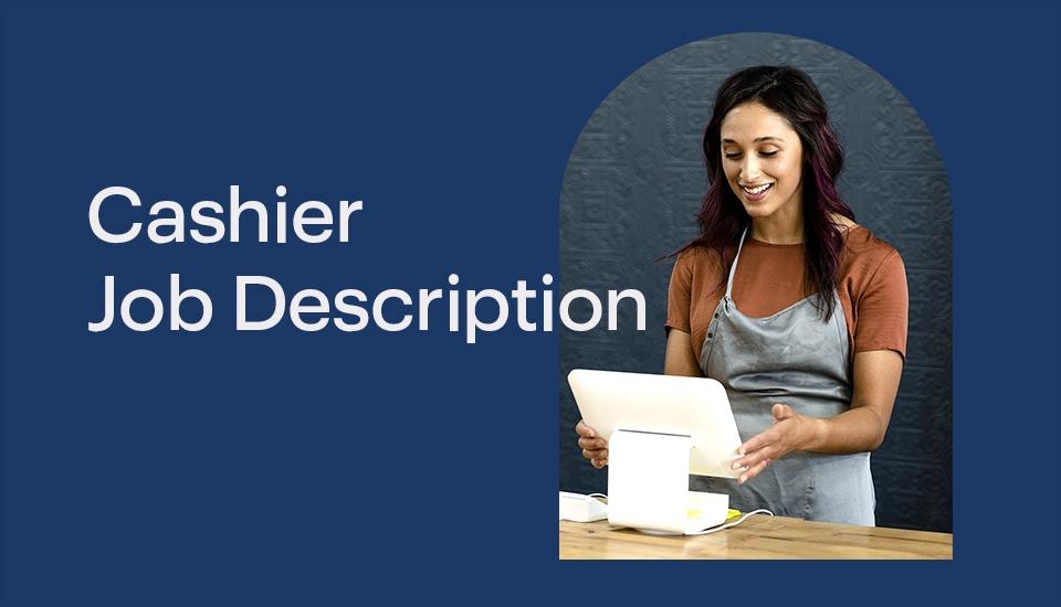 Cashier Job Description 1