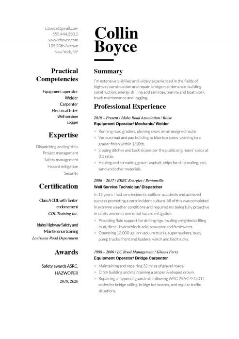 Construction Energy Professional
