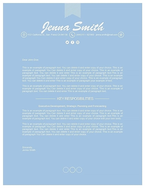 Cover Letter 110210