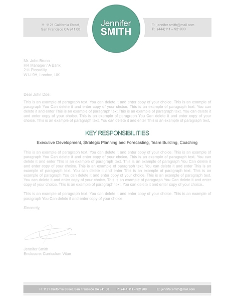 Cover Letter 110310
