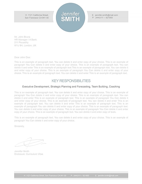Cover Letter 110320