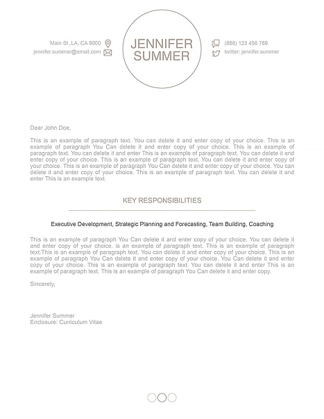 Cover Letter 110420