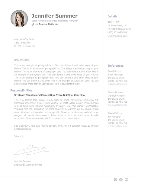 Cover Letter 110920