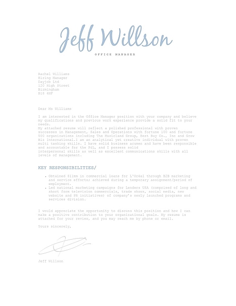 Cover Letter 120130