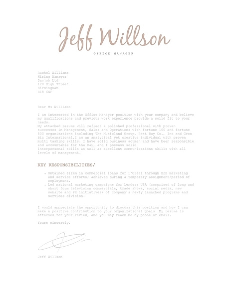 Cover Letter 120140