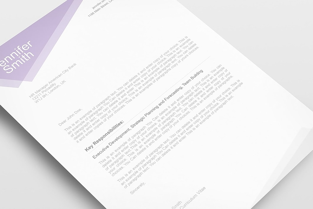 Free Resume Template 1100030 6