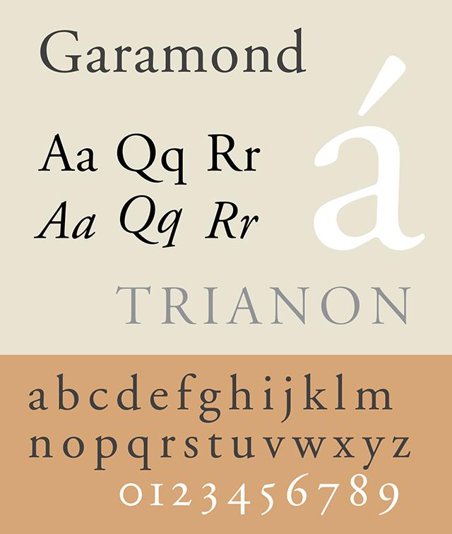 Resume Fonts 2020 - Geramond Font Copy
