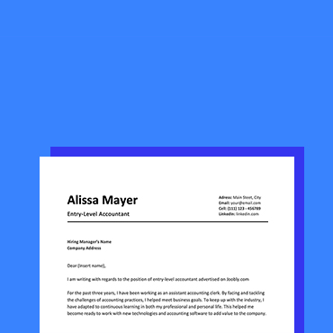 How To Write A Cover Letter With No Experience In 9 Steps Hero