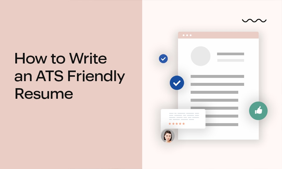 How To Write An Ats Friendly Resume