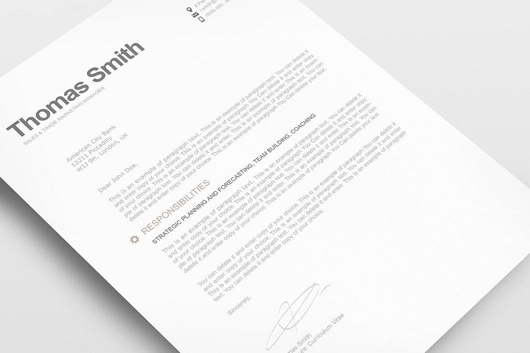 Modern Resume Template 110790 2