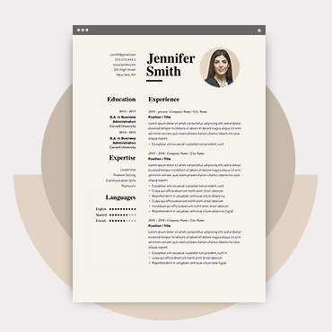 Resume Design Rules Hero