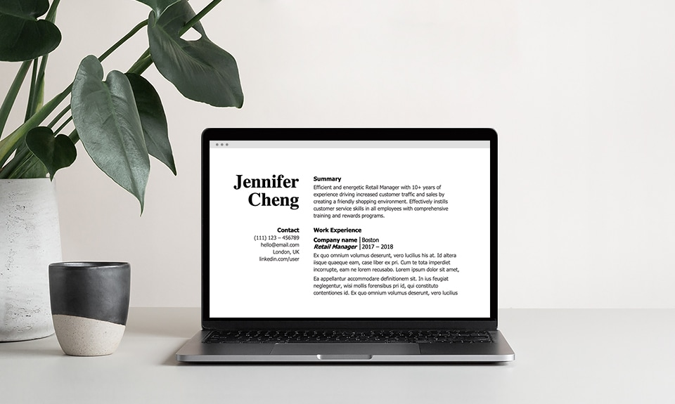 Resume Summary Writing Guide