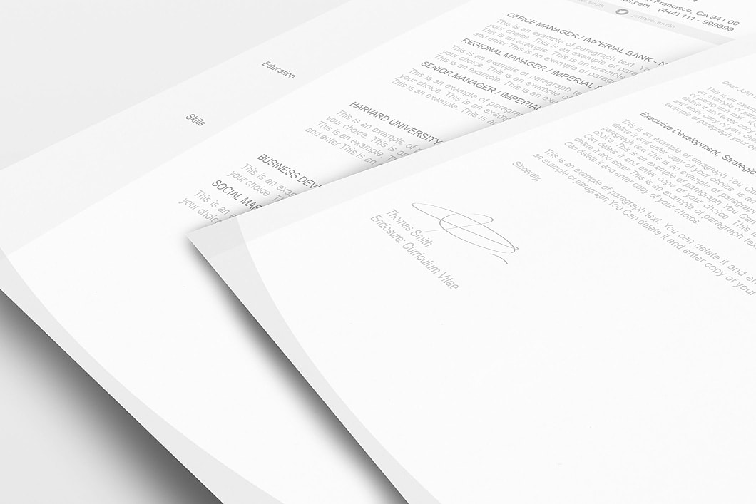 Resume Template 105040 3