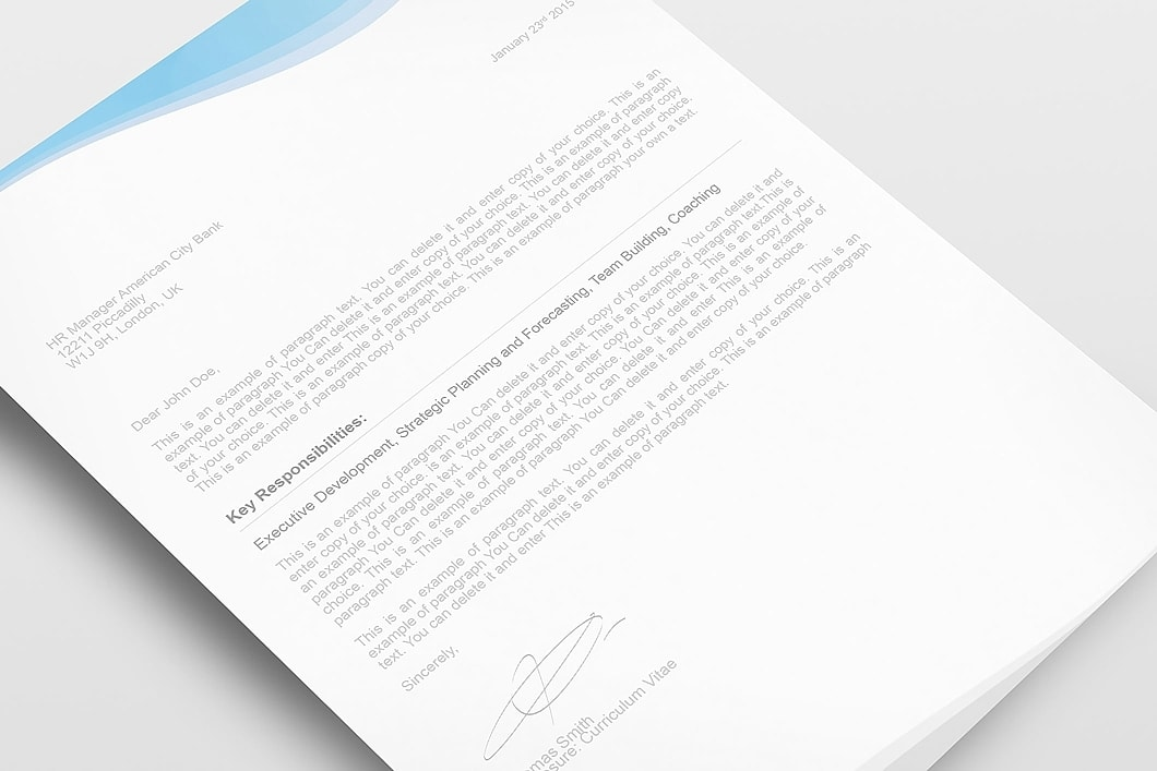Resume Template 107080 6