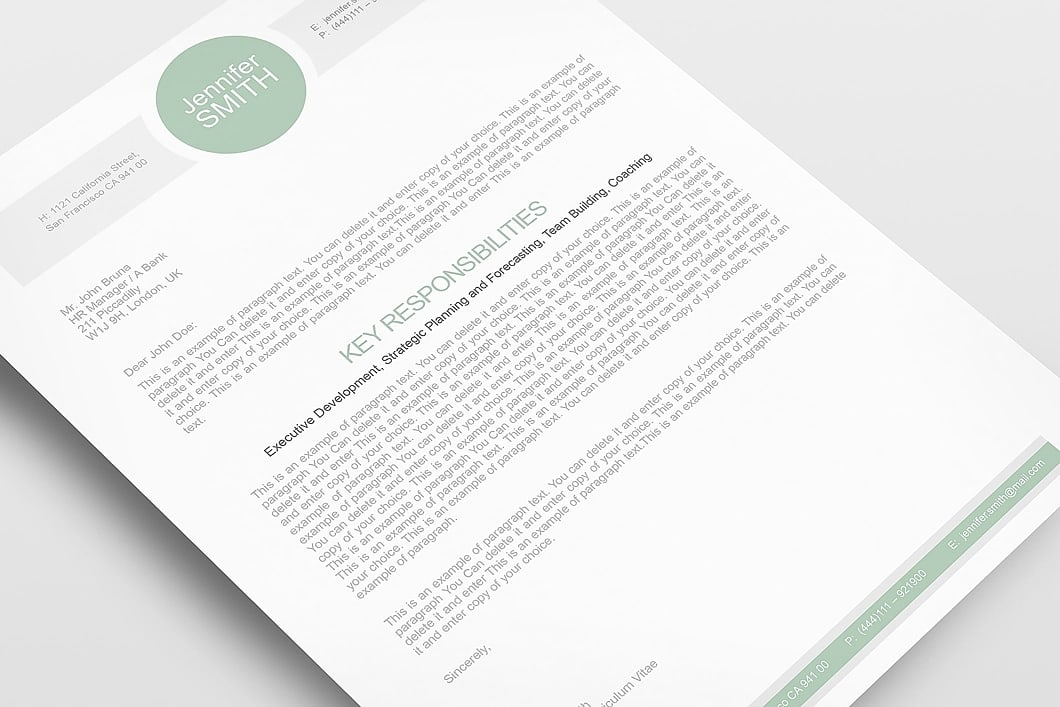 Resume Template 110020 6