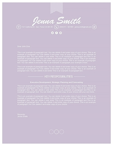Resume Template 110220