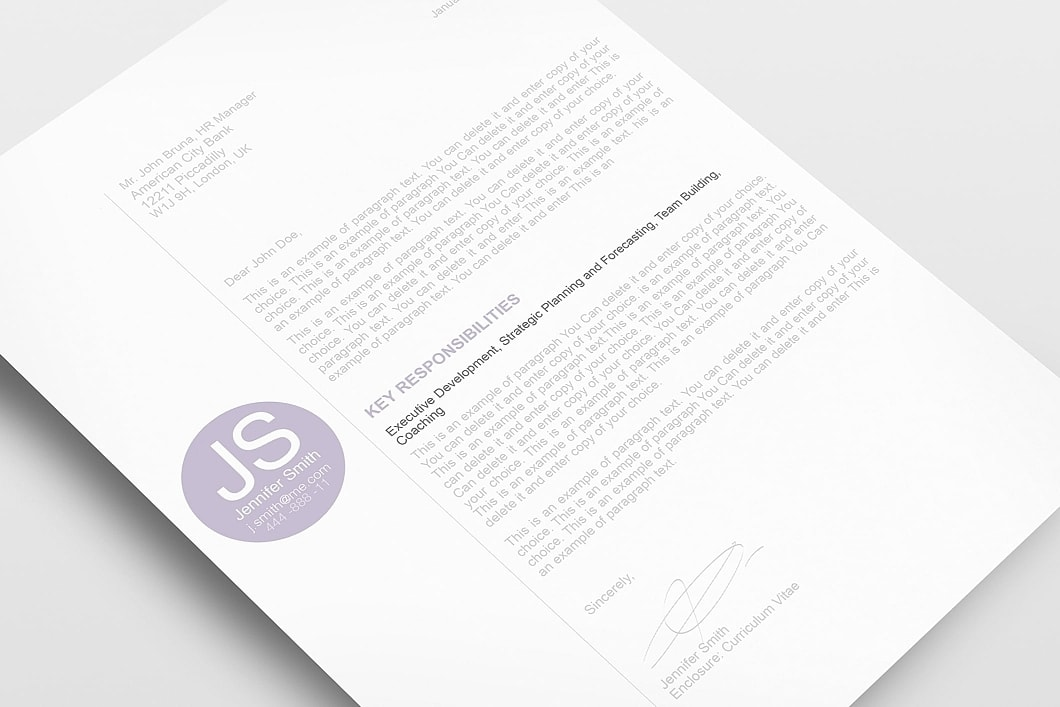 Resume Template 110550 2
