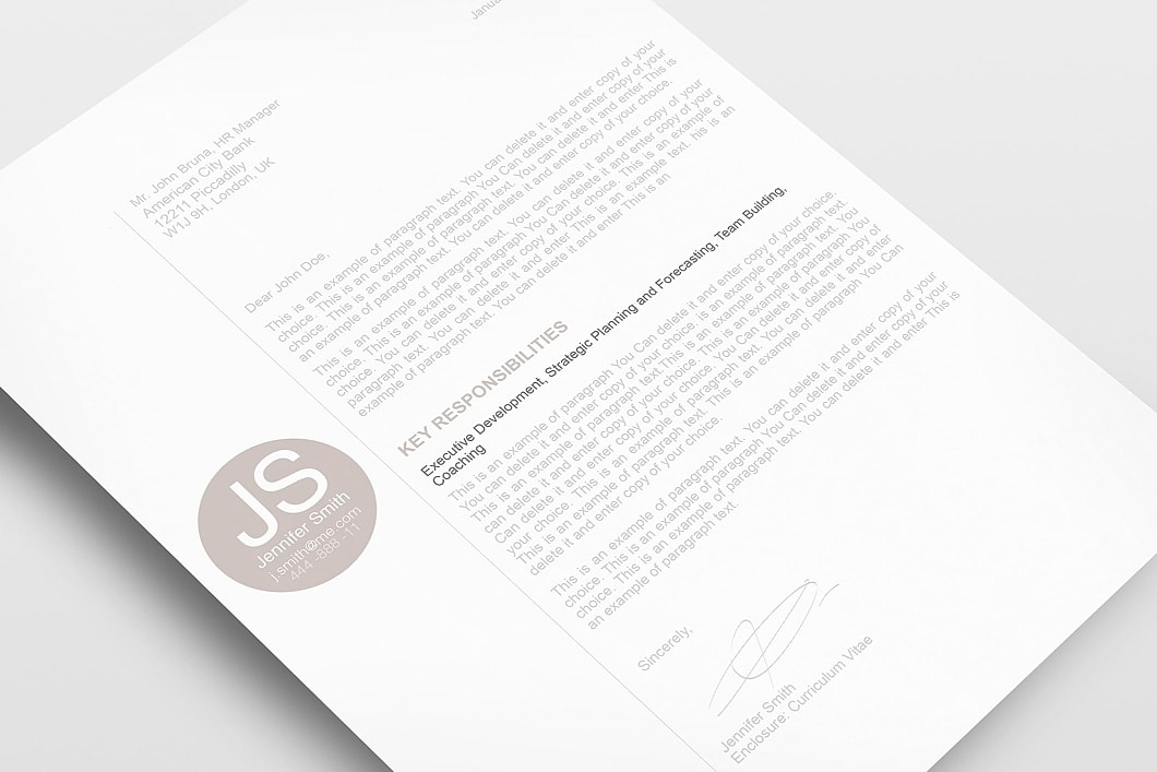 Resume Template 110570 2