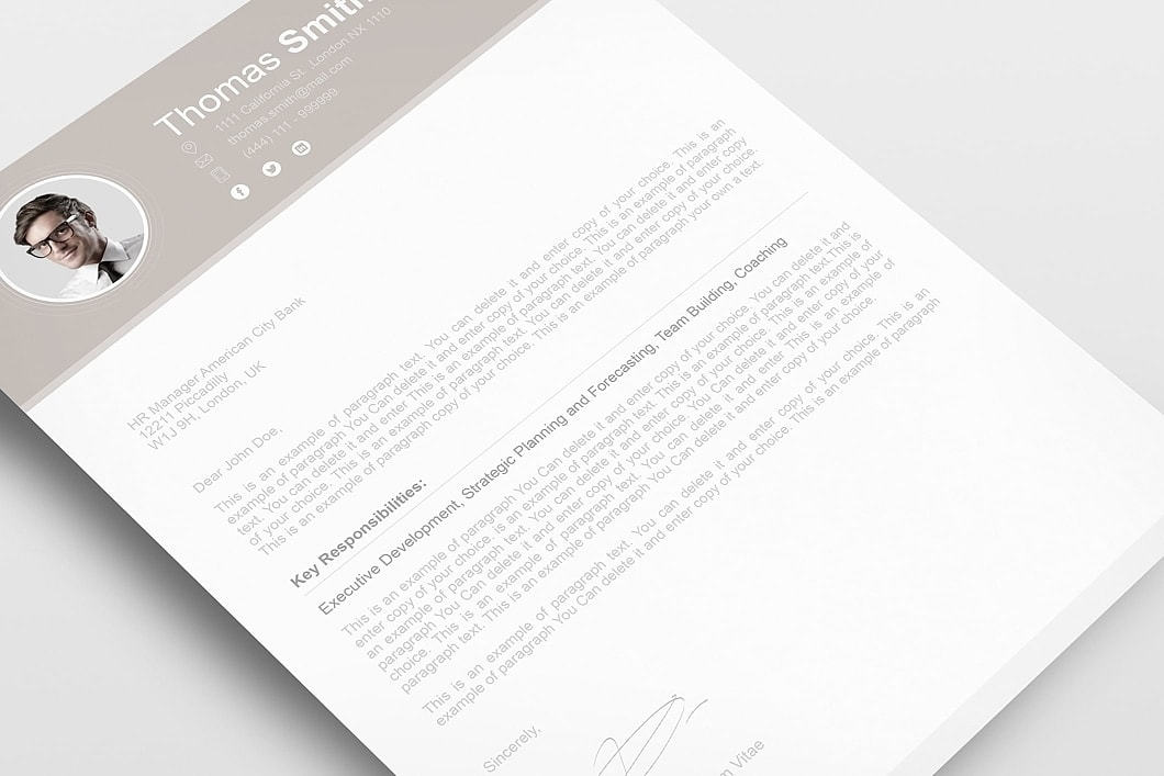 Resume Template 110680 4