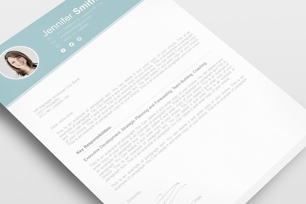 Resume Template 110690 4