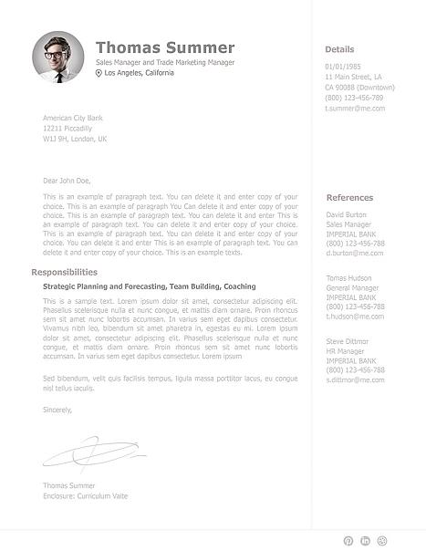 Resume Template 110930 5