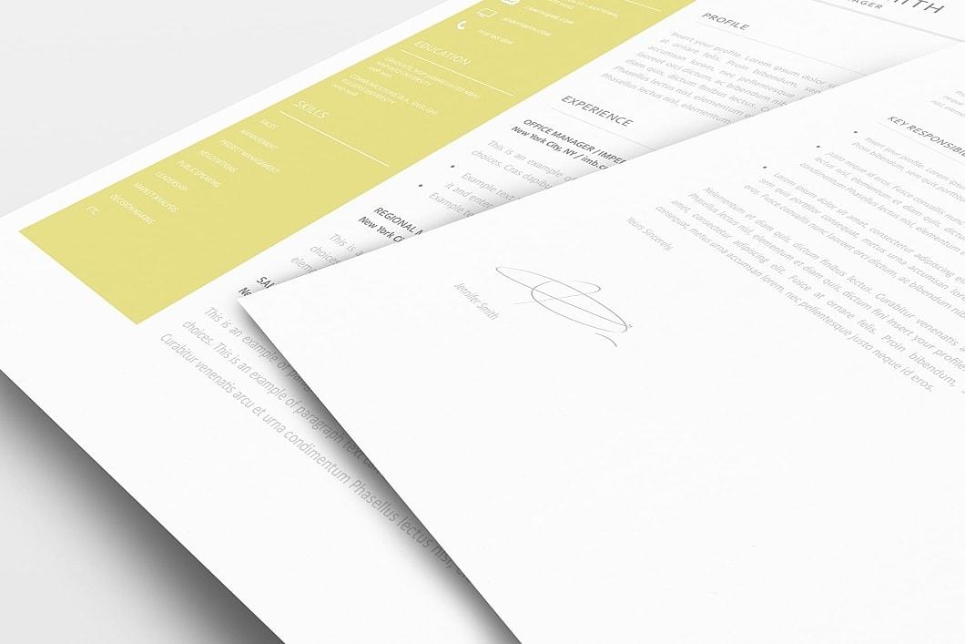 Resume Template 120020 1