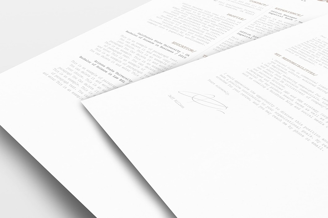 Resume Template 120140 1