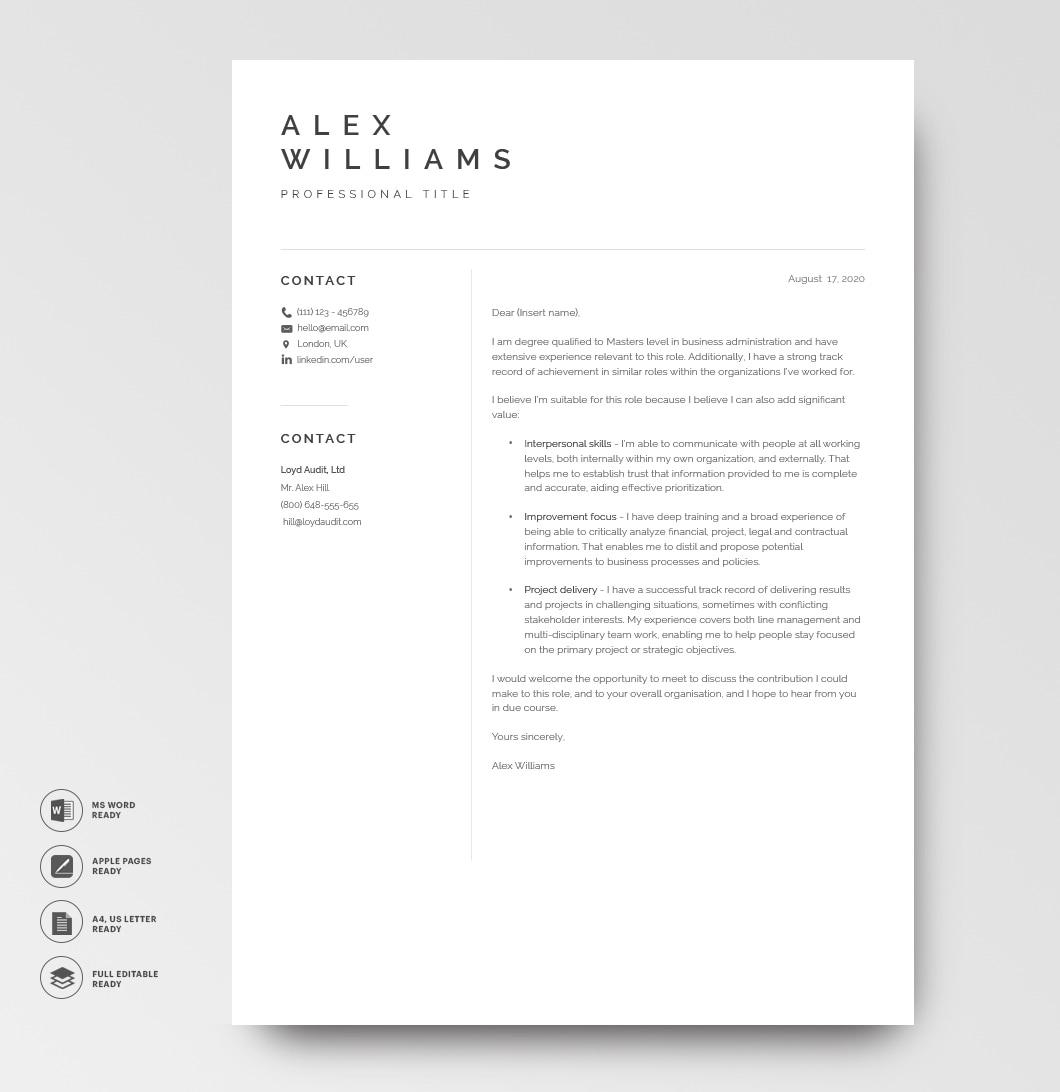 Resume Template Elegant 120870 Cl