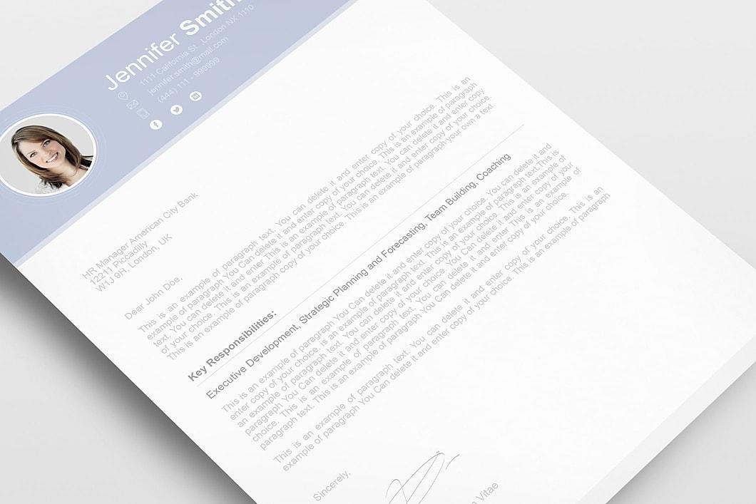 Resumeway Resume Template 110670