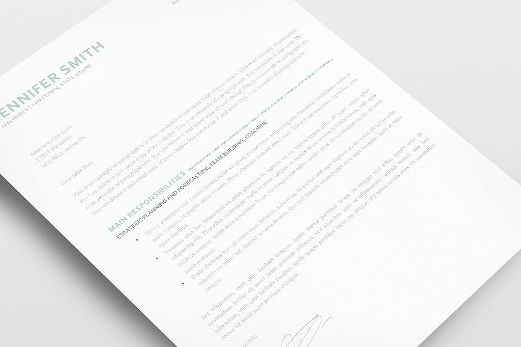 Resumeway Resume Template 110880